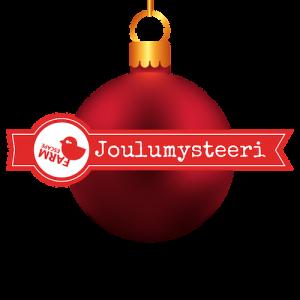 Joulumysteeri-pelin logo